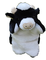 cheap -Stuffed Animal Plush Toys Plush Dolls Stuffed Animal Plush Toy Cow Plush Fabric Imaginative Play, Stocking, Great Birthday Gifts Party Favor Supplies Kid's