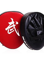 cheap -Punch Mitts Martial Arts Targets Boxing Pad For Boxing Speed TPU Black-Red