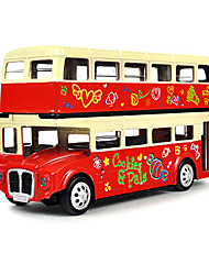 cheap -Toy Car Bus Bus Music & Light Unisex Toy Gift