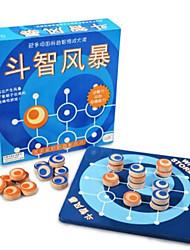 Недорогие -Игрушки Игрушки Квадратный Дерево Куски Универсальные Подарок