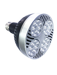 cheap -25 W LED Par Lights 2000 lm E27 PAR30 LED Beads High Power LED Warm White White 220-240 V / 1 pc