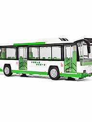 cheap -Toy Car Bus Bus Desk Decoration Music & Light Mini Car Vehicles Toys for Party Favor or Kids Birthday Gift 1 pcs / Kid's