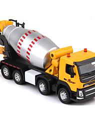 abordables -1h50 Véhicule de Construction Camion de marchandises Bétonnière Camions Véhicules de Construction Petites Voiture Modèle de Voiture Enfant Jouets de voiture