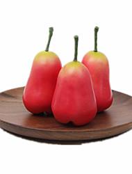 Недорогие -Игрушечная еда Фрукт Овощи и фрукты Ножи для овощей и фруктов Пластик Универсальные Игрушки Подарок
