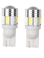 cheap -T10 Truck / Car Light Bulbs 3 W SMD 5630 360 lm Turn Signal Lights For universal