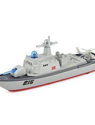 cheap -Model Building Kit Helicopter Aircraft Carrier Warship Aircraft Carrier Ship Helicopter Simulation Unisex Toy Gift
