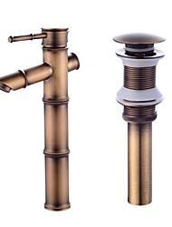cheap -Centerset One Hole Bathroom Sink Faucet Bath Taps