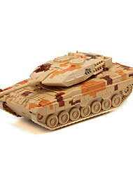 cheap -Toy Car Tank Simulation Metal Alloy for Unisex