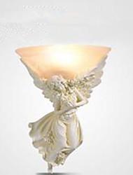 cheap -Novelty Wall Lamps & Sconces Resin Wall Light 110-120V / 220-240V 40W