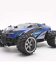 cheap -RC Car S737 27MHz Buggy (Off-road) / Off Road Car / Drift Car 1:16 18 km/h Rechargeable / Remote Control / RC / Electric