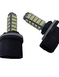 cheap -880/881 Truck / Car Light Bulbs 3 W SMD LED 300 lm Fog Lights For