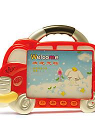 Недорогие -Игрушки Для получения подарка Конструкторы Пластик 0-6 месяцев 6-12 месяцев Игрушки