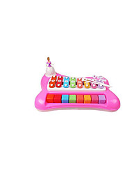 cheap -Xylophone LED Lighting Educational Toy Baby Music Toy Fun Plastics for Kid's
