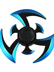 cheap -Fidget Spinner Hand Spinner for Killing Time Stress and Anxiety Relief Focus Toy Office Desk Toys Relieves ADD, ADHD, Anxiety, Autism Adults' Metalic