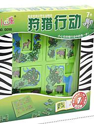 Недорогие -Игрушки Игрушки Квадратный пластик Куски Универсальные Подарок