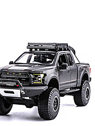 cheap -Toy Car Die-Cast Vehicle Pull Back Vehicle Farm Vehicle Car Furnishing Articles Simulation Unisex Toy Gift