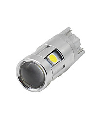cheap -SO.K T10 Motorcycle Light Bulbs 3 W SMD 3030 300 lm LED Interior Lights For