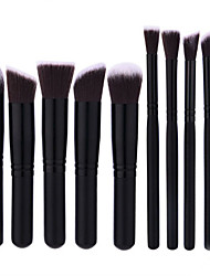 cheap -Professional Makeup Brushes Makeup Brush Set 1 set Beech Wood Makeup Brushes for Makeup Brush Set