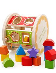Недорогие -Конструкторы Игры с последовательностью Игрушка Сортировщика Формы совместимый Legoing Веселье Классика Девочки Игрушки Подарок