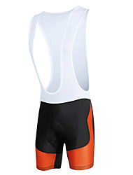 cheap -ILPALADINO Men's Cycling Bib Shorts Bike Bib Shorts Pants Bottoms Windproof Breathable 3D Pad Sports Lycra Road Bike Cycling Clothing Apparel Relaxed Fit Bike Wear / Quick Dry / Anatomic Design
