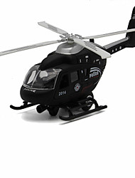 cheap -Model Building Kit Helicopter Plane / Aircraft Eagle Helicopter Simulation Unisex Toy Gift / Metal