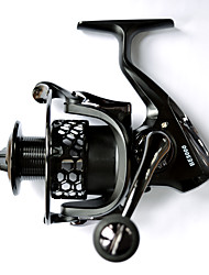cheap -Spinning Reel 4.7:1-5.5:1 Gear Ratio+13 Ball Bearings Hand Orientation Exchangable General Fishing - BE7000