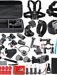 Недорогие -Аксессуары Высокое качество Для Экшн камера Gopro 6 Все Gopro 5 Xiaomi Camera Спорт DV SJCAM S70 SJCAM SJ7000 SJ4000 SJCAM 1