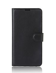 cheap -Case For Nokia Lumia 925 / Nokia Lumia 1020 / Nokia Lumia 625 Nokia 8 / Nokia 6 / Nokia 5 Wallet / Card Holder / with Stand Full Body Cases Solid Colored Hard PU Leather