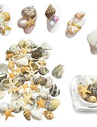 cheap -15 pcs Nail Jewelry nail art Manicure Pedicure Daily Fashion