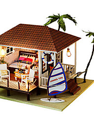 cheap -Model Building Kit DIY Furniture House Wooden Classic Kid's Boys' Girls' Toy Gift