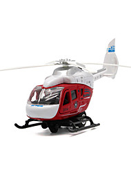 cheap -Model Building Kit Helicopter Plane / Aircraft Helicopter Simulation Unisex Toy Gift / Metal