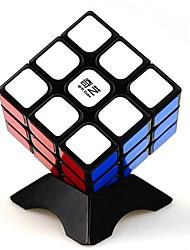 cheap -Speed Cube Set Magic Cube IQ Cube QI YI 3*3*3 Magic Cube Puzzle Cube Smooth Sticker Toy Gift
