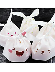 cheap -Wedding Party Birthday Party / Evening Engagement Daily Bonded Practical Favors Favor Bags Animals Holiday Wedding Family Birthday - 50
