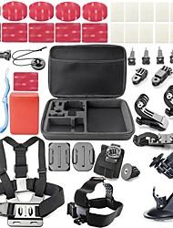 cheap -Sports Action Camera Storage Box Kit Outdoor Retractable 1 pcs For Action Camera Gopro 6 All Gopro Gopro 5 Xiaomi Camera Sports DV Camping / Hiking Ski / Snowboard Universal Plastics Canvas Nylon PVA