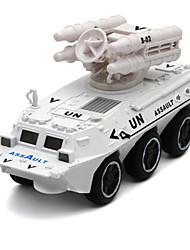 abordables -1:24 Tank Camions Véhicules de Construction Petites Voiture Enfant Jouets de voiture