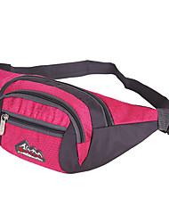 cheap -Running Belt Waist Bag / Waist pack 3 L for Running Outdoor Sports Bag Wearproof Nylon Men's Women's Running Bag / iPhone X / iPhone XS Max / iPhone XS / iPhone XR
