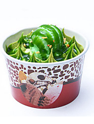 cheap -Toy Food / Play Food Pretend Play Model Building Kit Ice Cream lifelike Plastics Plastic Unisex Toy Gift