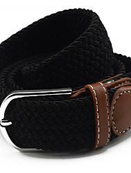 cheap -Women's Waist Belt Party Wedding Street Causal Beige White Belt Pure Color Fabric Red Blue Fall Winter