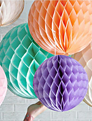 cheap -Unique Wedding Décor 100% virgin pulp / Mixed Material Wedding Decorations Wedding Party Classic Theme All Seasons