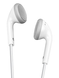 cheap -Earbud Wired Headphones Dynamic Plastic Mobile Phone Earphone with Microphone / with Volume Control Headset