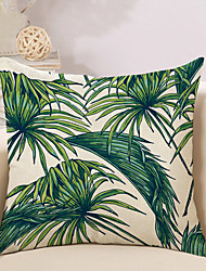 cheap -Cushion Cover 1PC Soft Decorative Square Throw Pillow Cover Cushion Case Pillowcase for Sofa Bedroom 45 x 45 cm (18 x 18 Inch) Superior Quality Mashine Washable Pack of 1