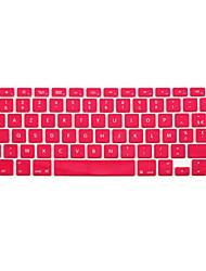 Недорогие -Силикон Защита для клавиатуры Для 13.3 '' 15.4''MacBook Pro, 15 дюймов с дисплеем Retina MacBook 12'' MacBook Air 11'' MacBook Air 13''