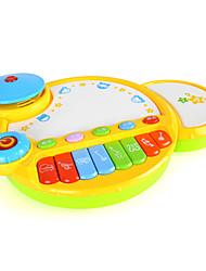 Недорогие -MZ Барабанная установка Обучающая игрушка ABS для Детские