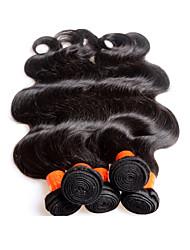 cheap -Human Hair Remy Weaves Body Wave Malaysian Hair 500 g