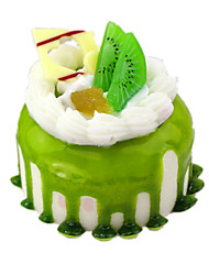 cheap -Toy Food / Play Food Cake PU (Polyurethane) Unisex Toy Gift