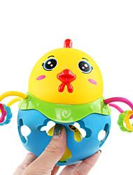 abordables -Accessoire de Maison de Poupées Poulet Plastique Silicone Enfant Jouet Cadeau