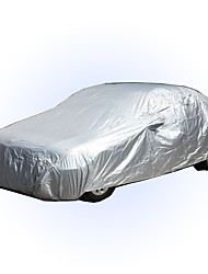 cheap -Full Coverage Car Covers PEVA Waterproof / Windproof / UV Resistant Car Cover Rainproof Sunscreen Dustproof Car Clothing For universal All Models All years for All Seasons