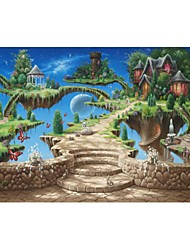 cheap -Novelty Jigsaw Puzzle Wooden Kid's Adults' Toy Gift