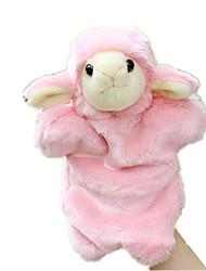 Недорогие -Куклы Игрушки Овечья шерсть Плюшевая ткань Детские Куски
