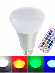 cheap -1pc 10 W LED Smart Bulbs 700 lm E26 / E27 1 LED Beads Integrate LED Dimmable Remote-Controlled Decorative RGB RGBW RGBWW 85-265 V / 1 pc / RoHS